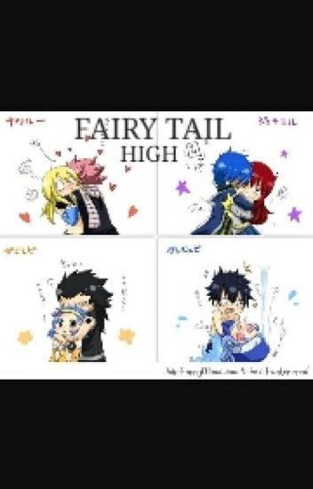 He Likes You (A Fairy Tail High Fanfic)
