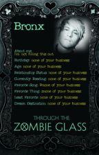 Bronx X Reader (Alice In Zombieland) by FutureMisfortunes