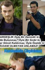 KARDEŞİMİN ÇIRPINIŞLARI. by Derya55celilzade
