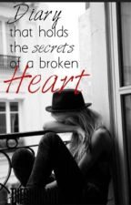 The diary that holds the secrets of a broken heart by _theordinary