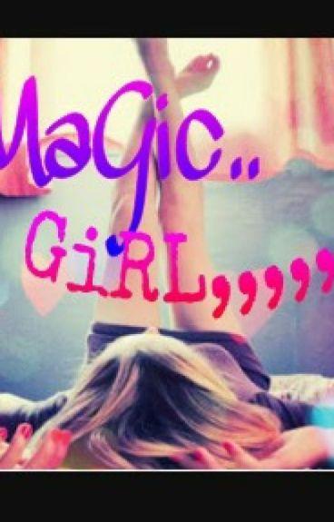 Magic Girl,,,,