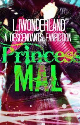 Princess Mal - A Descendants Fanfiction - Chapter 1: Prissy Pink