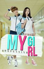 My Girl (J-hope BTS) by wyeolie