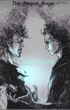 Opposites (boyxboy){Ironfrost} by The_Regret_Angel
