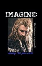 IMAGINE: Saving Fili, your uncle by Aidanturnerimagines