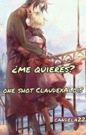 ¿Me quieres? one-shot by Nekuuma22