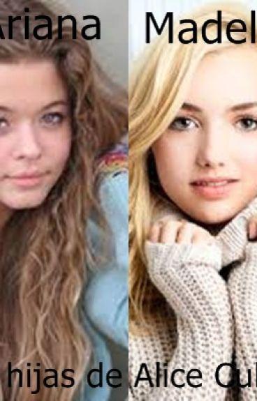 Madeline y Ariana (Las hijas de Alice Cullen)