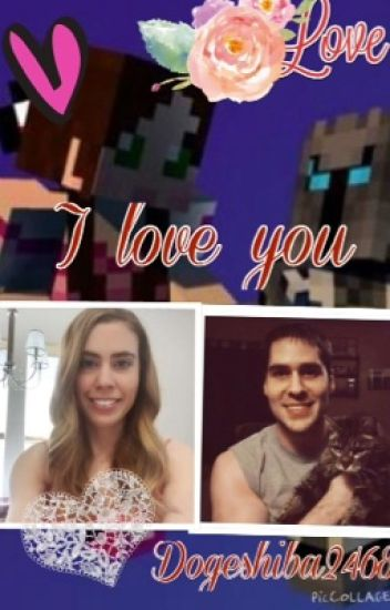 I Love You (A popularmmos and GamingWithJen fanfiction. Pat X Jen)