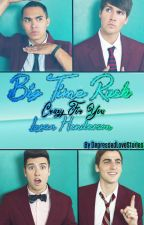 BTR - Crazy For You |Logan Henderson| #Wattys2016 by DepressedLoveStories