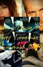Amor y Pasión de los Grey Zimmerman o Zimmerman Grey?  by Geraldine99ggg