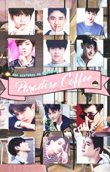 Paradise Coffee (Kaisoo, Baekyeol, Hunhan, Chenmin, Taoris, Sulay)