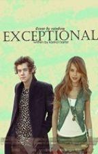 Исключительная/Exceptional/ Harry Styles/ by KerolaynYinkerson
