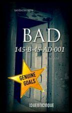 Bad (145-B-45-AD-001) by I3venticinque