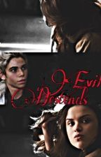 Evil Descends || Carlos De Vil [1] by NeverGrowUpStayCrazy