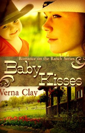 Baby Kisses by vernaclay