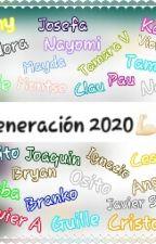 Generación 2020 - WhatsApp by iLittleChic