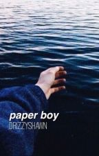 Paper Boy| s.m by SimplicityMendes