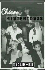 Chicos Misteriosos(Got7) <3 by BamNior-IGOT7-707