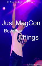 Just MagCon Things|BoyxBoy by nutellaaddictions