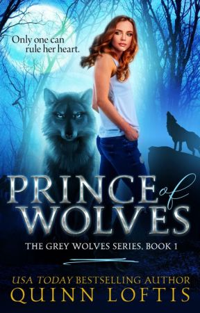 Prince of Wolves by QuinnLoftis
