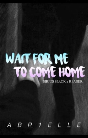 Wait for me to come Home (Sirius Black x reader)