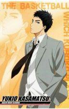 Kasamatsu Yukio X Reader by DarkShadowAbsol