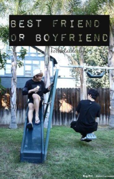 Best friend/Boyfriend • vmin