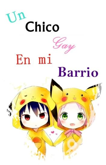 ¡Un chico gay en mi barrio!