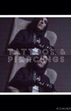 Tattoos & Piercings by leighhorror