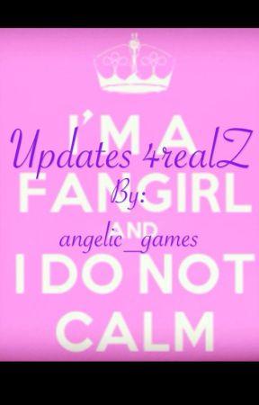 Updates 4realZ by dat_one_angel