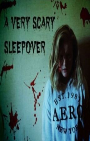 The Sleepover by khatanahgeorge