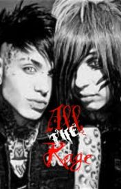 AllTheRage BookOne BOTDF by xJackSkeletonX