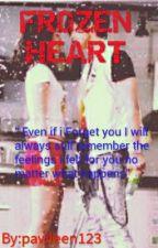 Frozen Heart by pawleen123
