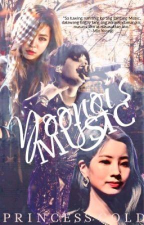 Yoongi's Music [SUGA] by pRincessGold24