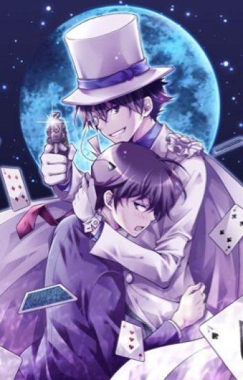 Mondscheindieb und Meisterdetektiv (Detectiv Conan FF)