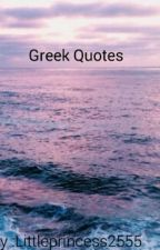 Greek Quotes by littleprincess2555