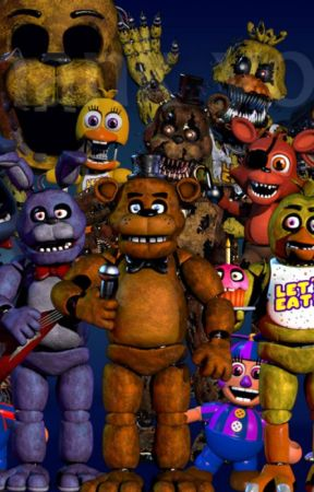 Fnaf song lyrics - Five Nights at Freddy's 1 Song/the living