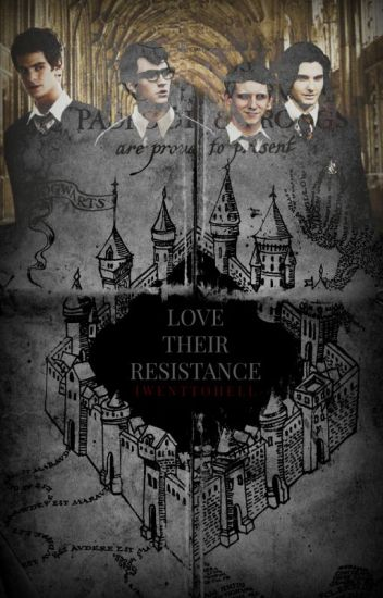 LOVE IS THEIR RESISTANCE|Maraudeurs