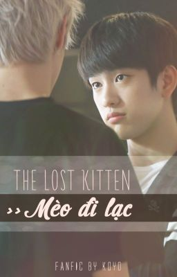 [Wri-fic][One-shot/MarkJin] The Lost Kitten - Mèo Đi Lạc