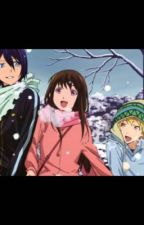 Noragami(fan-fic) by ThegamerGirl27