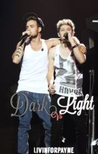Dark vs Light {l.p+n.h} by livinforpayne