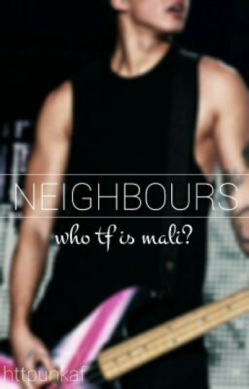 neighbours . calum hood