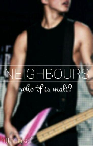 neighbours . calum hood