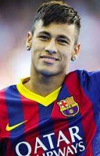 Neymar and Messi. by kacperNEYMAR