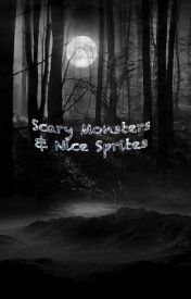 Scary Monsters and Nice Sprites by Preternatural