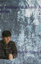 Jared Gilmore Imagines by abandondedaccount2