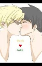 dirk x jake by Gay_Baby