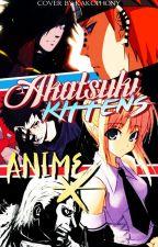 Akatsuki Kittens by AnimeX-NarutoFan