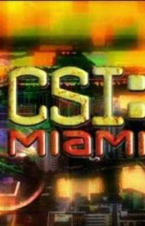 Csi Miami preferences by darcybugg1