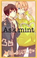 Ask Mint! by Mint_Bunnies
